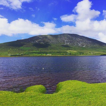Achill Achill Island Mayo County Mayo Ireland Wild Atlantic Way Island