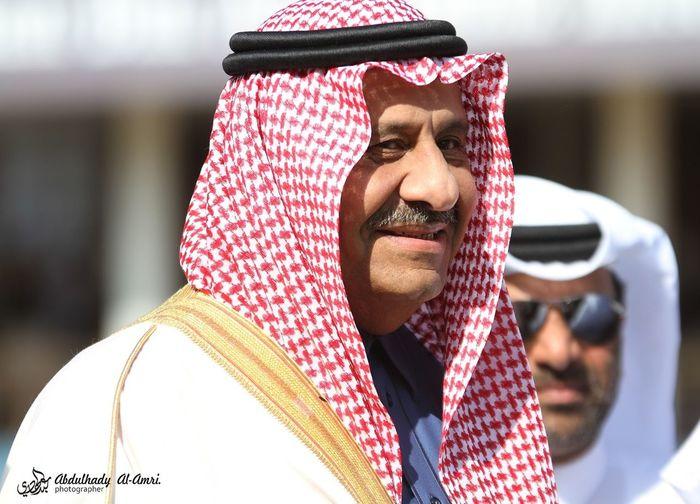صاحب السمو الملكي الأمير خالد بن سلطان بن عبدالعزيز في مهرجان الأمير سلطان العالمي للجواد العربي