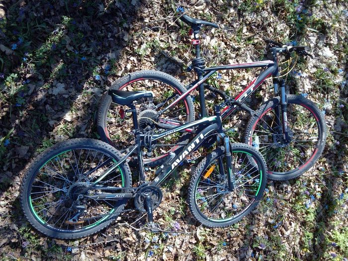 Ourbike Relaxing Steel Horses Good Parking