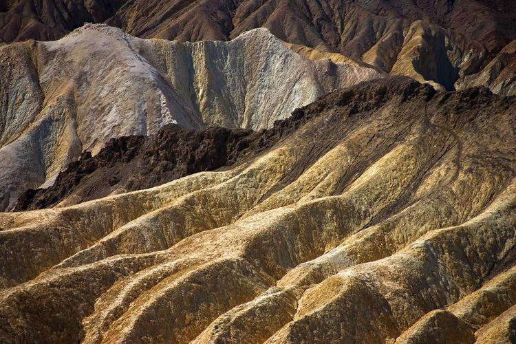 Golden Canyon Death Valley National Park . California Desert Outdoor Photography
