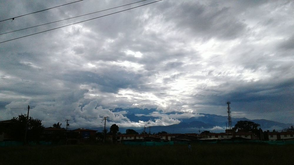 Dramatic Sky Sky Outdoors Cloud - Sky Jamundi Farallones landscape