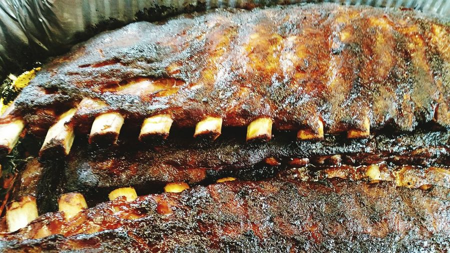Some St Louis Ribs my husband smojed up! Ribs BBQ Time Bbqribs Barbecue Weddingcaterers