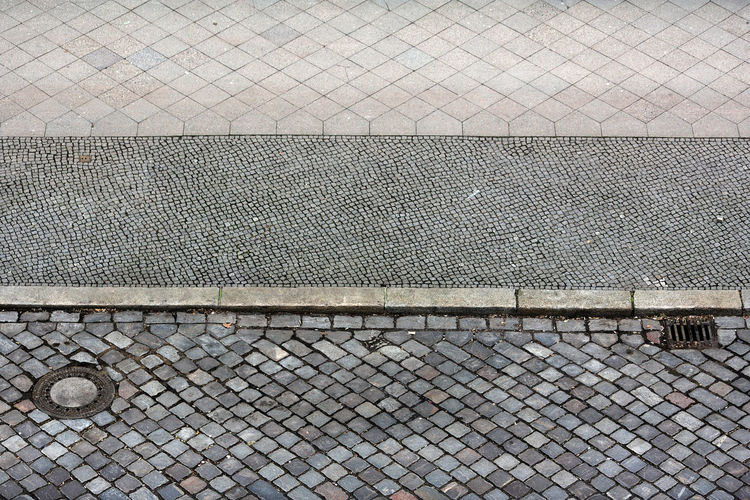 Background Texture Backgrounds Cobblestone Footpath Gehweg Geometry Pattern Manhole  Pattern Pattern Pieces Pattern, Texture, Shape And Form Paving Stone Sidewalk Sidewalk Street Street With No People Textured  Textures And Surfaces Berlin