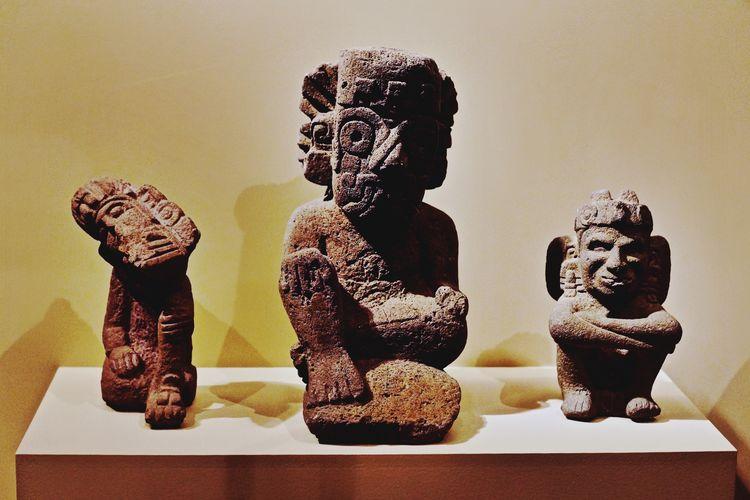 Museum ArtWork Statue Exotic