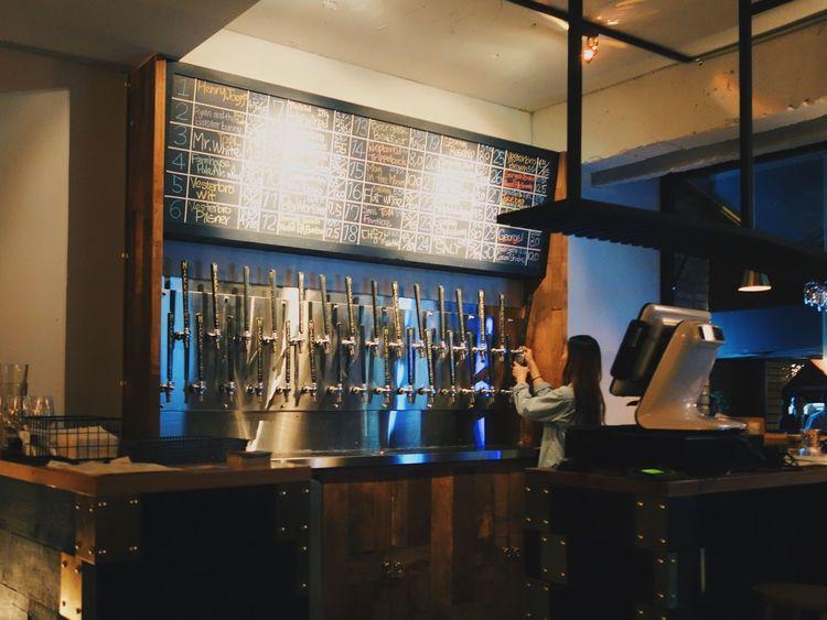 Mikkellerbar Interior Beer Urban Lifestyle