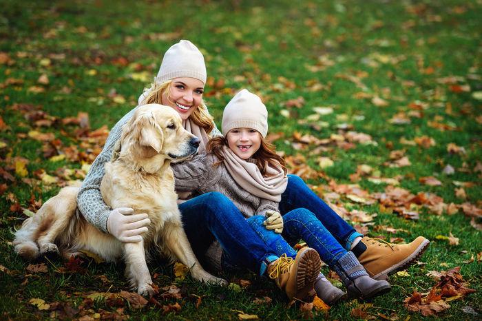 Autumn Children D4s Dog Family Life Love Nikon Photography Smile
