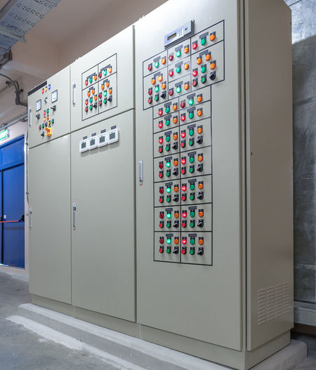 Technology Control Safety Control Panel Indoors  Security Protection Equipment Industry No People Machinery Sign Fuel And Power Generation Communication Control Room Power Station Number Push Button Close-up Wall - Building Feature Electrical Equipment Power Supply