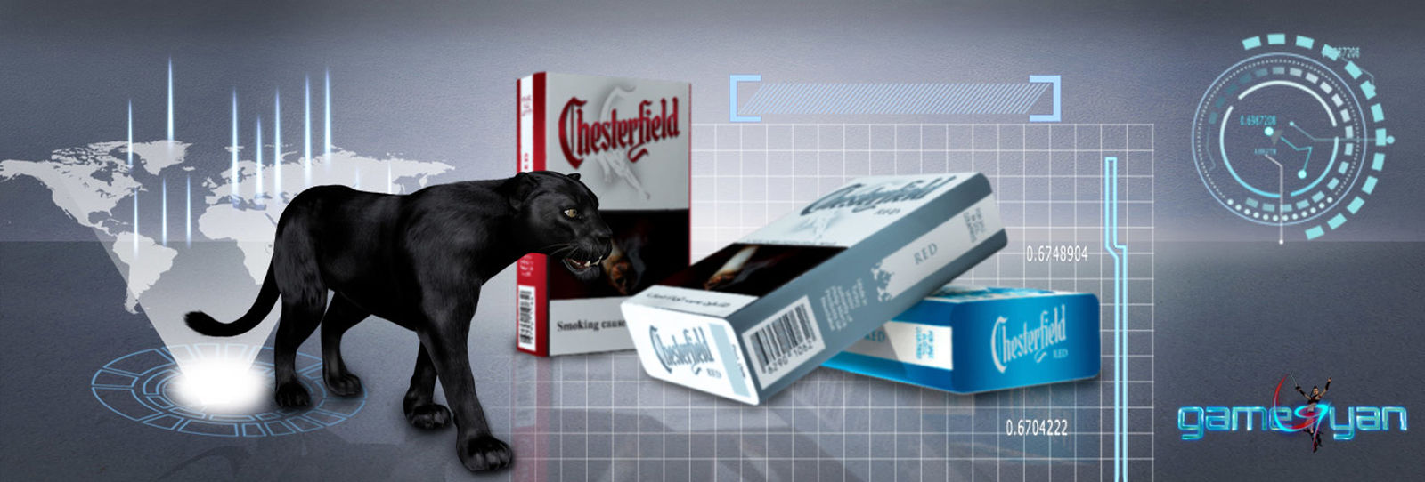 Chestifield Cigarette TV Commercial GameYan – a 3D Character Art and Game Development Studio in India design and deliver customized character based on clients from worldwide Project: Chestifield Ciggrate TV Commercial Client: You Experience Category: TV Commercial Animal Animation Animation Character Character Dsign Model Modeling Rigging Tv Commercial