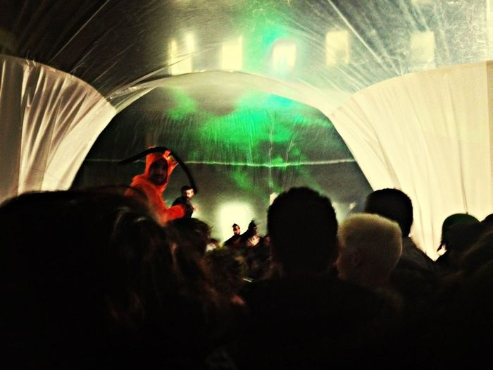 Crazy Rave Keep It Blury