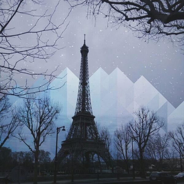 Clouds And Sky Scenery Lanscape View Nature EyeEm Best Shots BestEdits Paris Blue Building