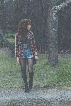 Cute Outfit Woods A Walk In The Woods Plaid Shirt