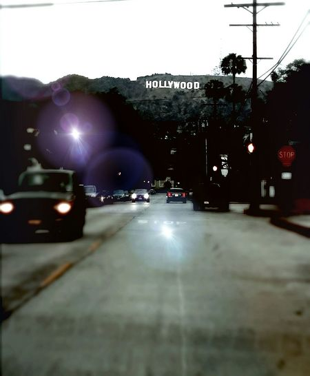Hollywood Sign Darkness Streetphotography California Cars The Tourist Photography Citylife Movielover Hello World Photo By Me EyeEmBestPics Urban Road Hollywoodsign Learn & Shoot: After Dark Learn And Shoot: After Dark Learn&Shoot:After Dark