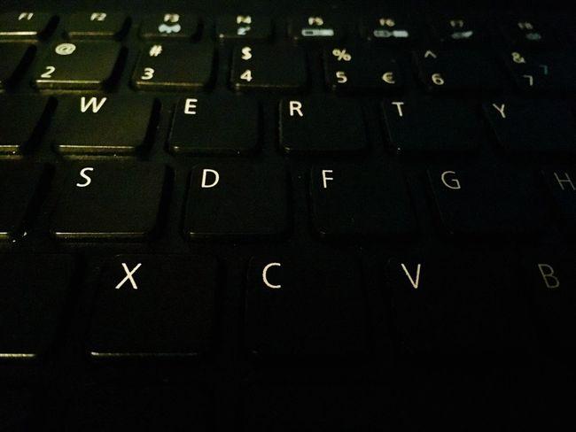 Black keyboard Full Frame Technology Backgrounds No People Alphabet Computer Key Computer Keyboard Keyboard Indoors  Close-up