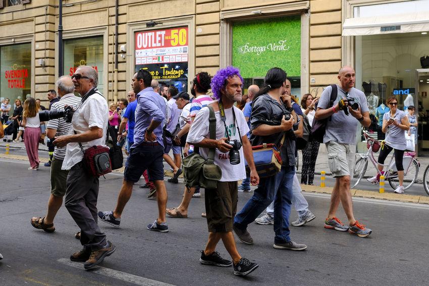 Palermo Gay Pride 2017 Colorful Dragqueen  Gaypride Gaypride2017 Love Palermo, Italy Portrait Transgender