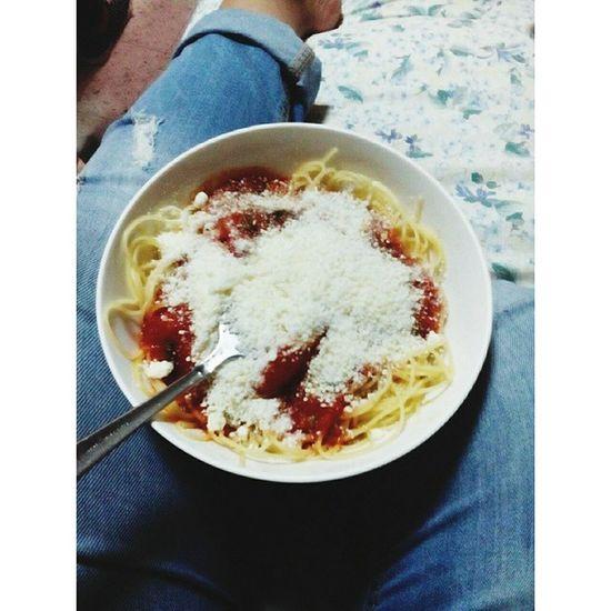 Comida 🍝 Pasta Spaguetti Hambre