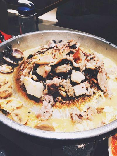 Mookata Singapore Food Thai BBQ Meat Buffet