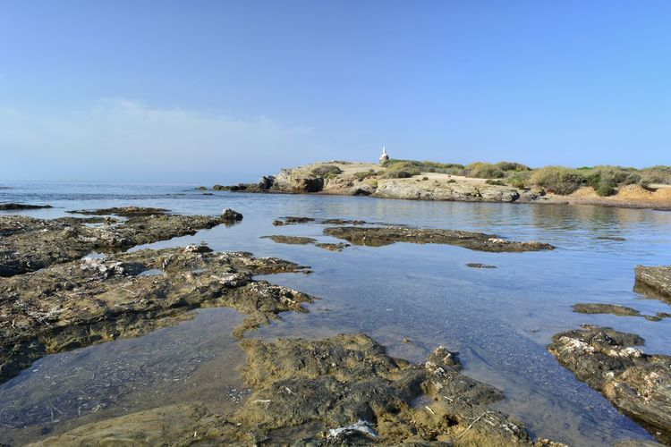 Landscape_Collection France🇫🇷 Water Sea Beach Landscape Rocky Coastline Coastline Seascape Coast Calm