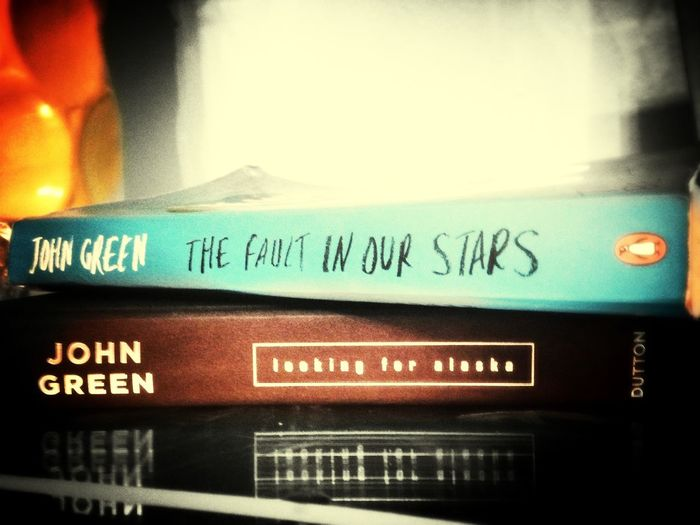 The Fault In Our Stars John Green Augustus Waters Bestbookever