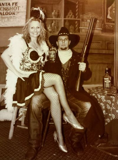 Old Time photo :-) Blackandwhite Old Time Photos Western Cowboys And Angels