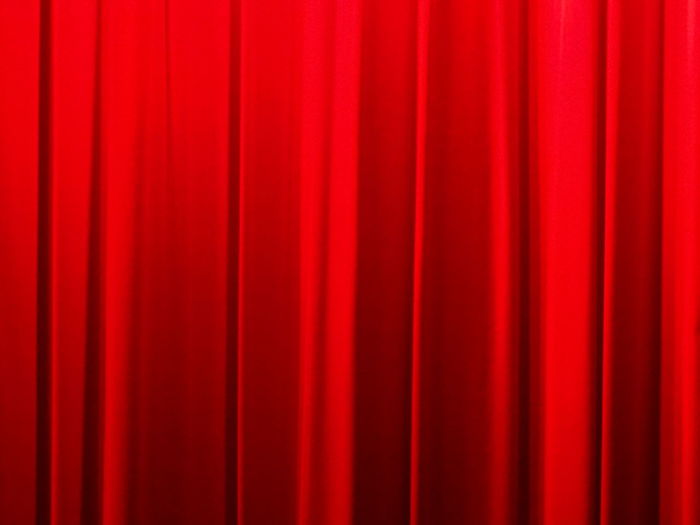 Red curtain Textures And Surfaces Texture Red Curtain Drapes  Curtain Red Backgrounds Stage - Performance Space Velvet Stage Theater Folded