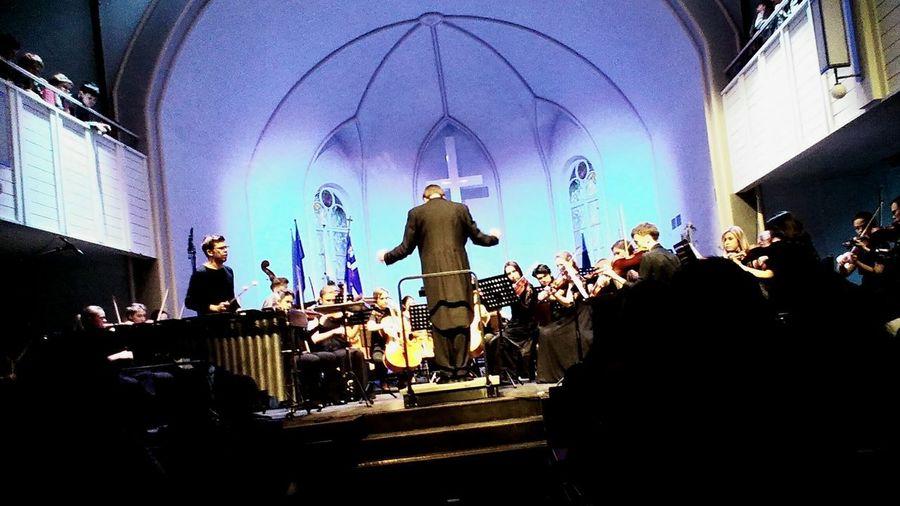Концерт для