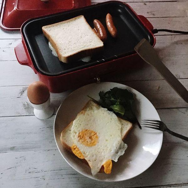 おはよう 朝ごはん あさごはん Breakfast Morning おうちごはん パパめし ラピュタパン Bruno シングルファザー Onthetable Fatherhood  シングルパパ