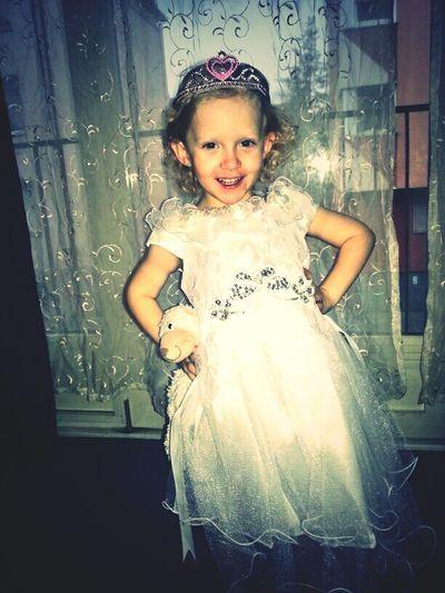 My lovely Princess ♥