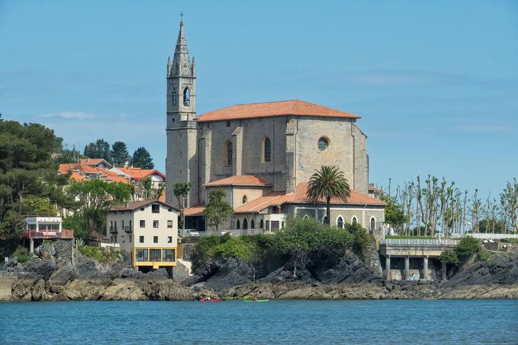 Church Seaside