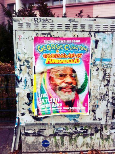rastafari at Mollstraße / Otto-Braun-Straße Rastafari