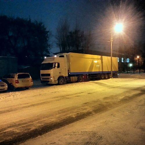 2014 -01, Новосибирск . мастер парковки 80lvl;)/ Master of parking.