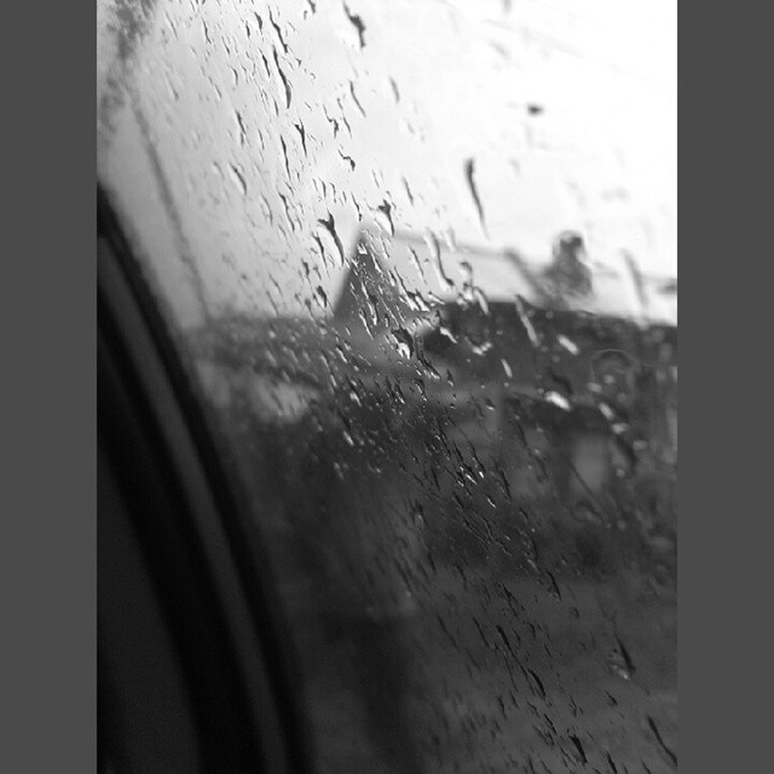 transparent, window, glass - material, indoors, drop, wet, water, glass, close-up, rain, vehicle interior, raindrop, looking through window, focus on foreground, transportation, weather, season, reflection, car, sky