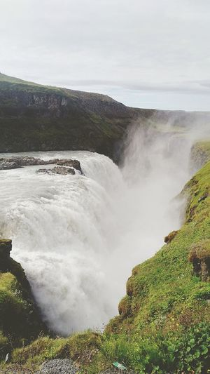 Nature Outdoors Miles Away EyeEmNewHere Waterfalls Goldenfall Iceland EyeEmNewHere Miles Away The Great Outdoors - 2017 EyeEm Awards