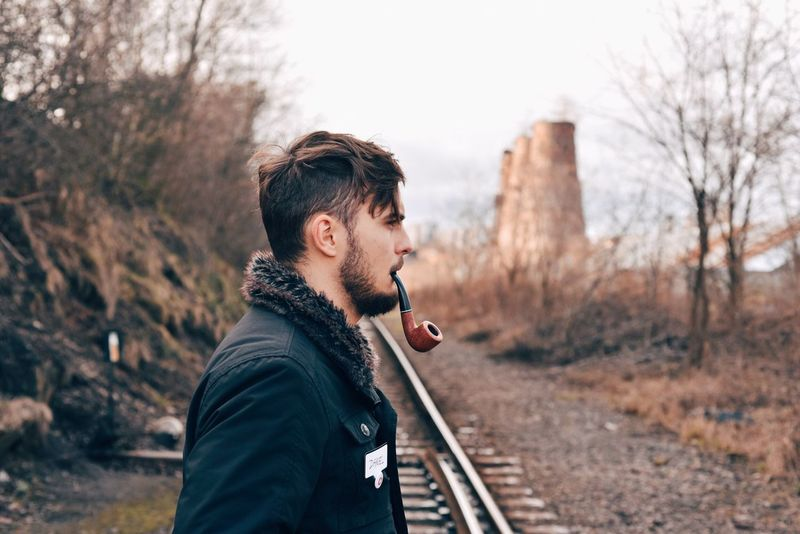 Pipe Smoke Portrait Vscocam The Portraitist - 2015 EyeEm Awards Fresh On Market 2018