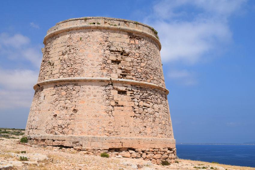 Torre de la Gavina Formentera Formentera Formentera Island Ibiza Mediterranean  Mediterranean Sea SPAIN Torre De La Gavina Baleares Balearic Balearic Islands Formentera Ibiza Torre