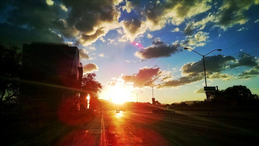 """""""Capital City"""" Aguascalientes Fnsm2016 Mexico Atardecer Sunset"""