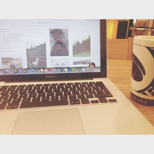 ?☕️? Espresso Studying Mac Book Pro Tumblr