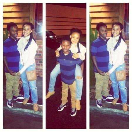 With My Boyfriend <3