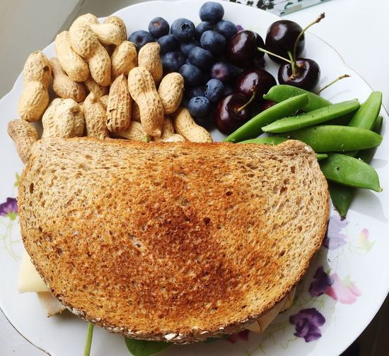 Toasted Sandwich Lunch