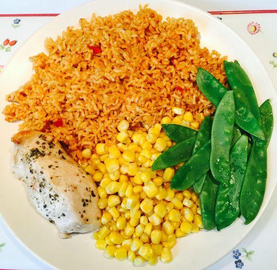 Dinner Healthy Food Clean Eating Meal