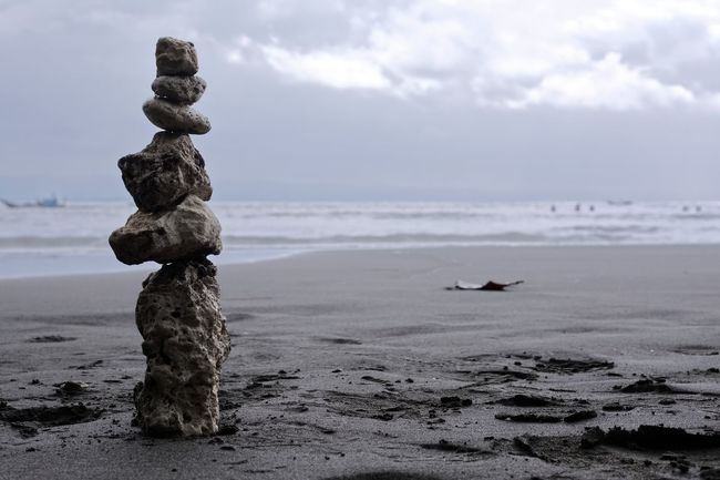 Trust ... Hard to built very easy to destroy with many factor .... Bandung Shooter Indonesian Shooter Balance Beach Beauty In Nature Cloud - Sky Day Focus On Foreground Horizon Horizon Over Water Land Marine Motion Nature No People Outdoors Sand Scenics - Nature Sea Sky Stack Water