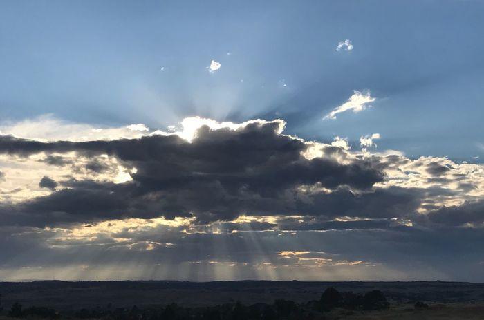 Cloud - Sky Beauty In Nature Summertime Colorado Photography Parker Colorado Cloudscape