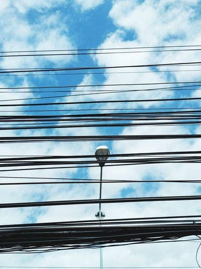 Electric pole and power lines Technology Cable Electricity  Sky Telephone Pole Parallel Telephone Line Power Cable Link Wire Power Line  Electric Pole Electricity Pylon