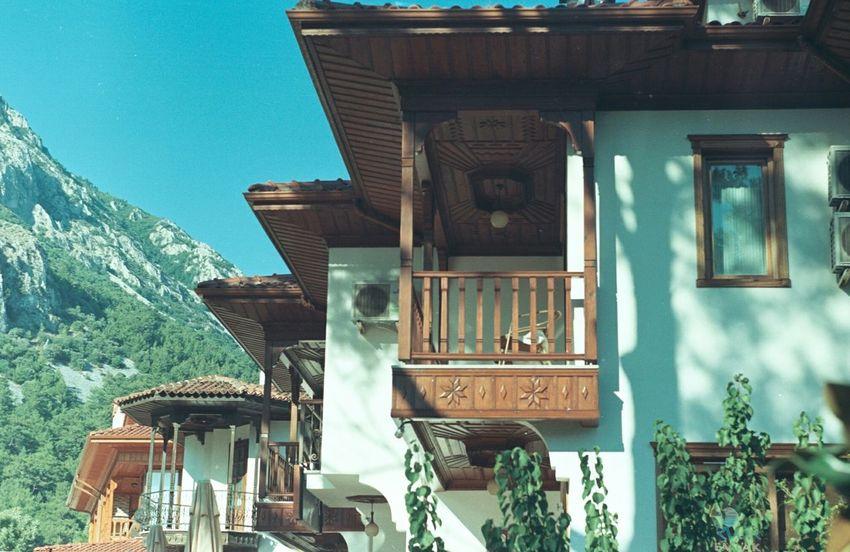 Muğla Akyaka Beautiful Scenery Filmisnotdead Analog Zenit Et Analog Camera Holiday Architecture Nature Holiday