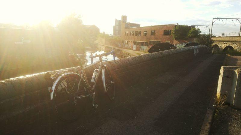 Bikesaroundtheworld Bici Bikeporn Outdoors Bicicleta Canal Bicycle Bike Black Country Sunshine