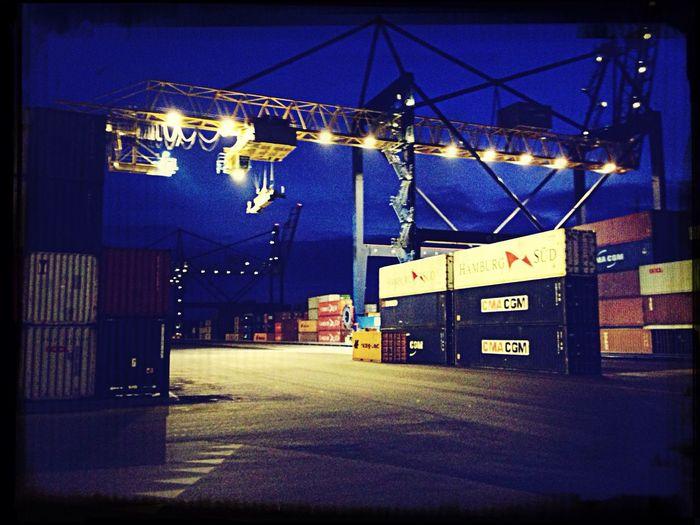 Gantry Liebherr Container Port Container Crane Crane Gavle Container Terminal Port