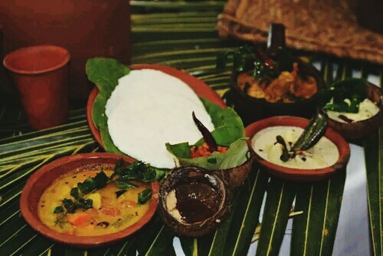 Idly kerala food !!! Food And Drink Food Ready-to-eat Plate Freshness Meal Temptation Appetizer Decoration Indulgence Serving Size Dessert Japanese Food