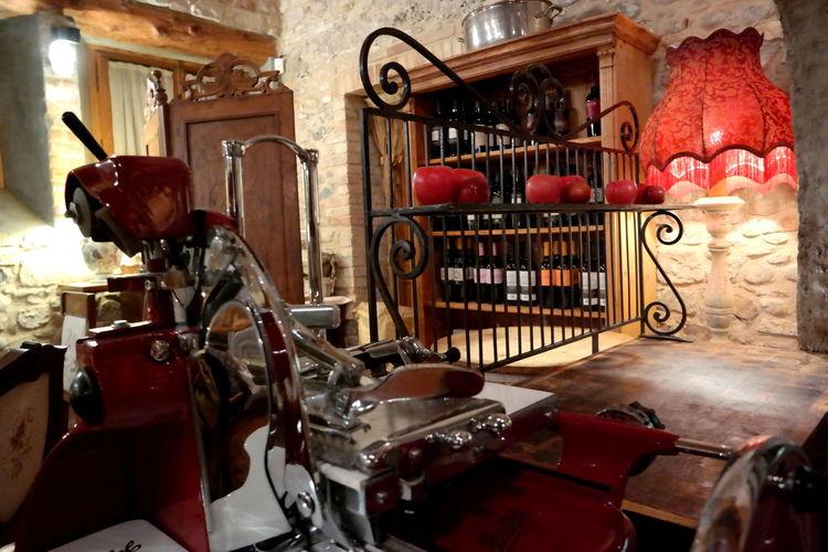 Arrangement Berkel Indoors  Italy Multi Colored Prosciutto Technology Valdobbiadene