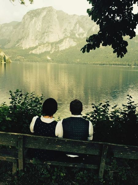 Altaussee Kirtag Tracht Dirndltime See