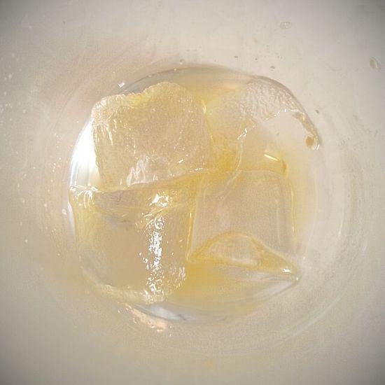 Ice Ice Cubes Hellooo Eyem !  Breakfast