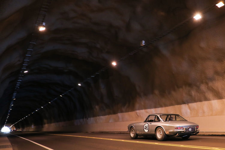 Illuminated Transportation Mode Of Transportation Motor Vehicle Car Road Architecture No People Land Vehicle Built Structure Lighting Equipment Night The Way Forward Speed Motion Tunnel on the move Sign Street Indoors  Ceiling